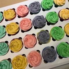 Coloured cupcakes .jpg