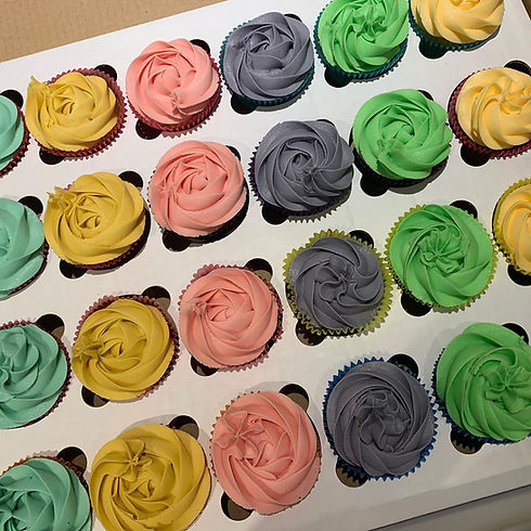 Coloured cupcakes .jpg