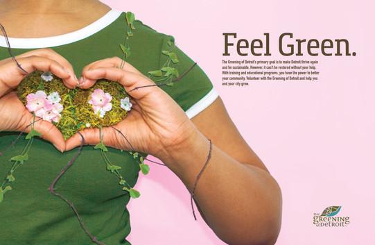 Feel Green