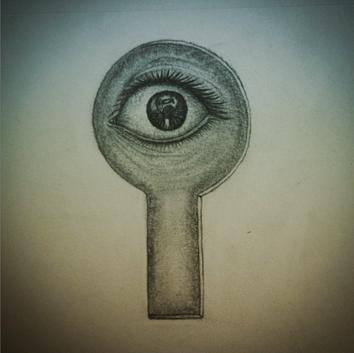 Threw the Keyhole