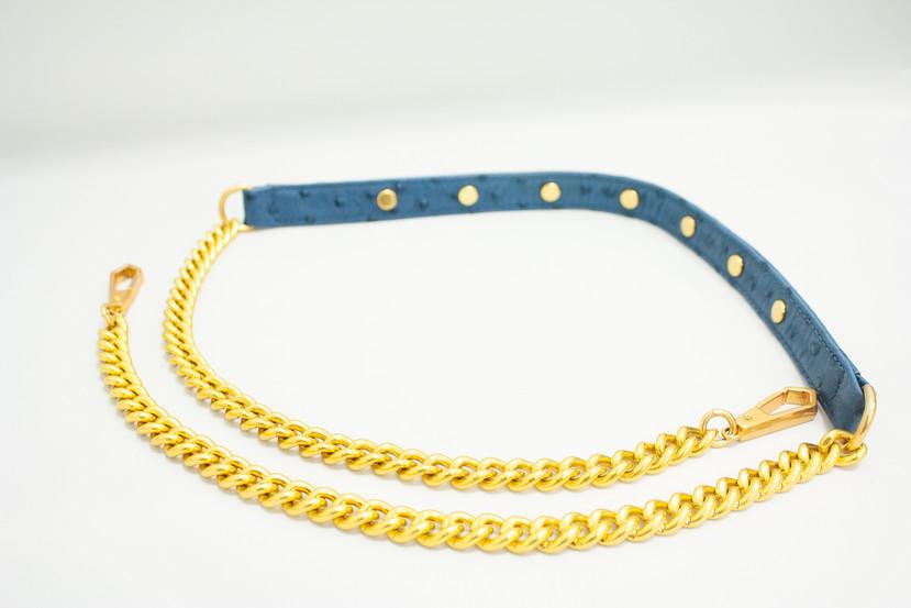 Rebecca Minkoff Crossbody Chain Strap