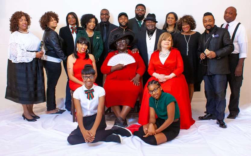 The Cast of Collard Greens