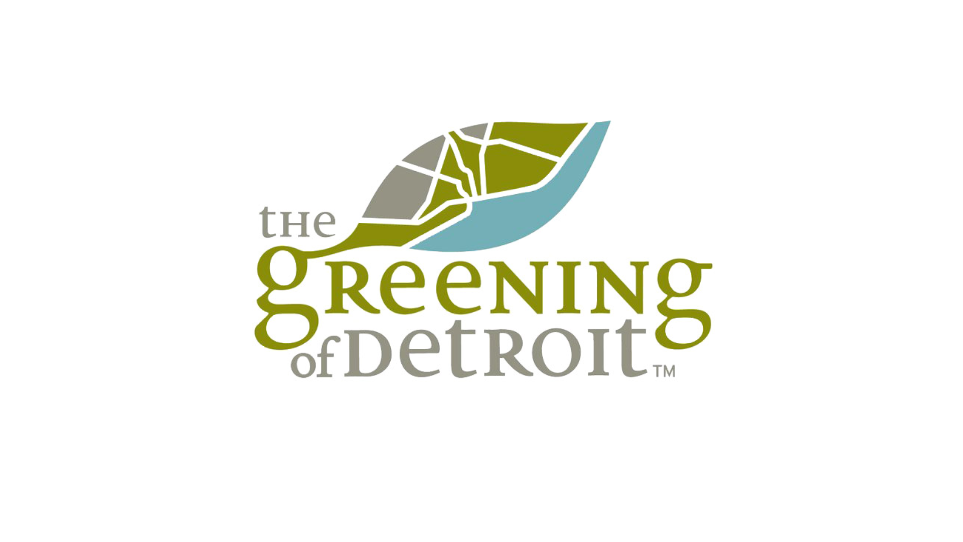 The Greening of Detroit