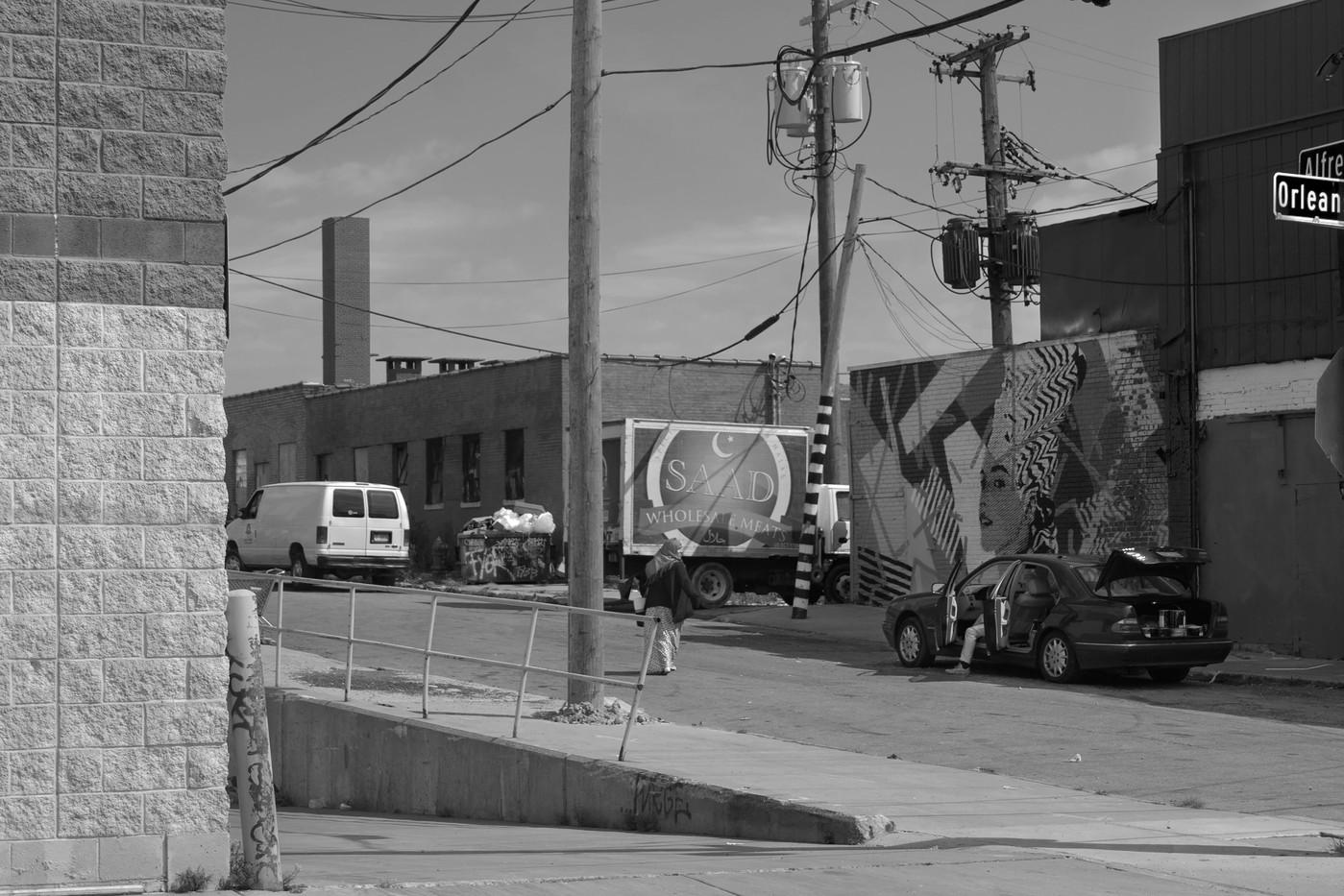 Past Detroit