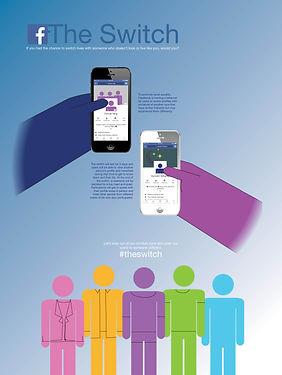 Facebook Takeover Concept