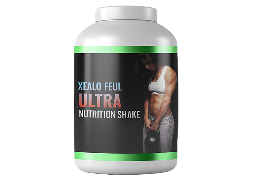 Xealo Fuel Ultra Nutrition Protein Shake