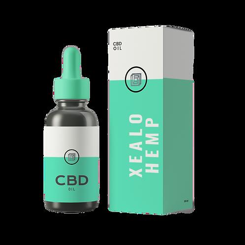 Xealo Natural CBD Oil