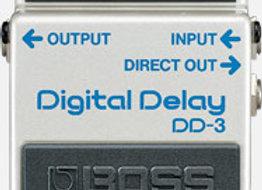 BOSS Digital Delay
