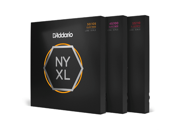 D'Addario NYXL Bass Strings