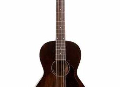 Art & Lutherie Roadhouse Parlor Acoustic Guitar-Bourbon Burst