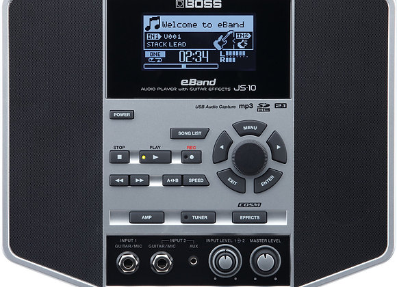 BOSS eBand Jamstation Audio Player with Guitar Effects
