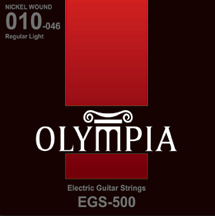 Olympia Electric Standard Nickel Wound Strings