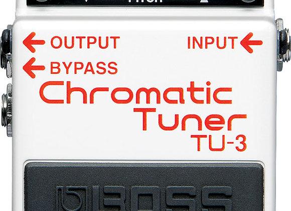 BOSS Chromatic Tuner Pedal