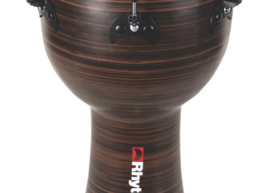 Rhythm Tech 12'' Djembe, On-off Snare, Tunable