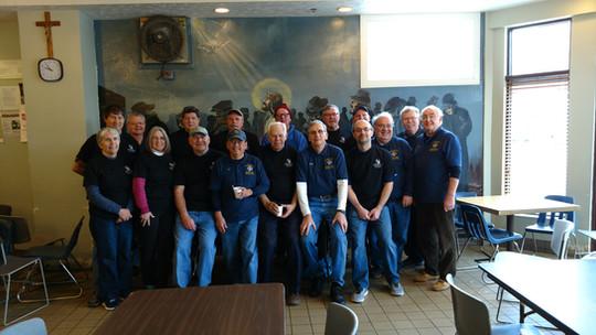 Westside Catholic Center Service Volunteers