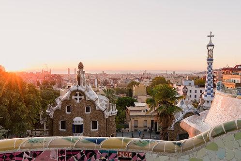 Park Güell - Barcelona, España