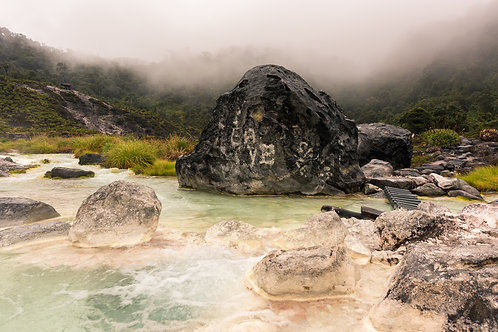 Parque Nacional Natural Puracé - Colombia