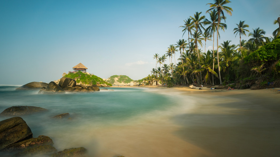 Tayrona Natural Park, Colombia
