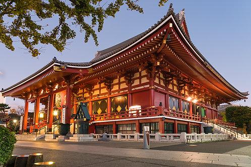 Templo Sensoji - Japón