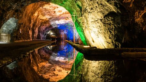 Nemocón Salt Mine, Colombia