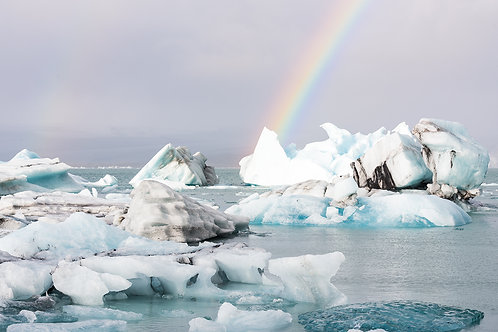 Jökulsárlon - Islandia