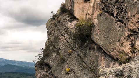 Sutatausa Cliffs, Colombia