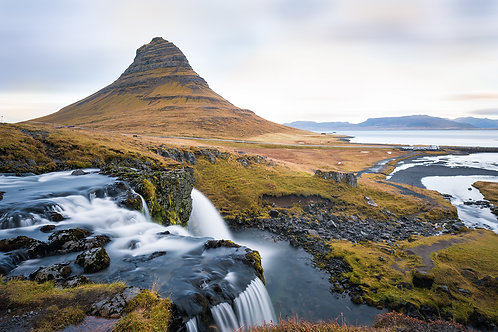 Kirkjufell - Islandia