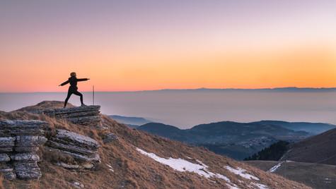 Trento mountains, Italy