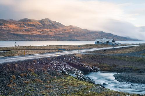 Carretera sur-este - Islandia