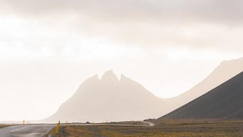Stokksnes Mountain, Iceland