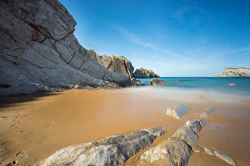 Playa de La Arnia - Cantabria, España