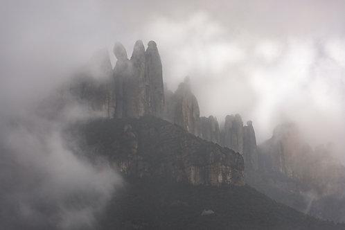 Monasterio de Montserrat - España