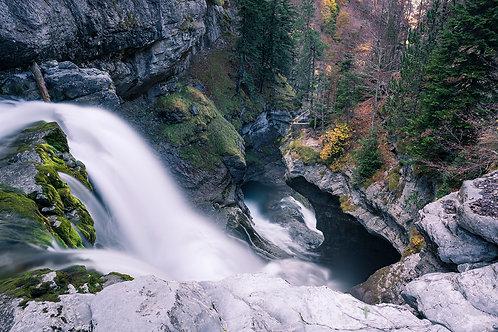 Parque Nacional Natural Ordena y Monte Perdido - España