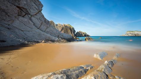 Arnía Beach, Spain