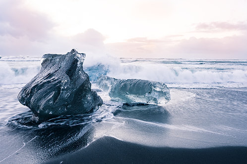Jökulsarlón - Islandia