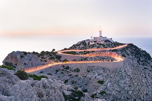 Cabo de Formentor - España