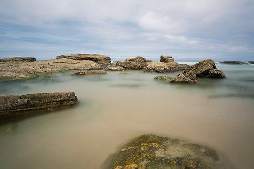 Playa de las Catedrales - España
