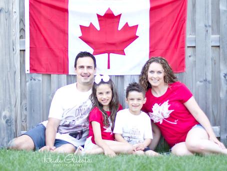 Happy 150th Birthday Canada!
