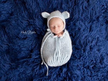 Newborn Baby Alex