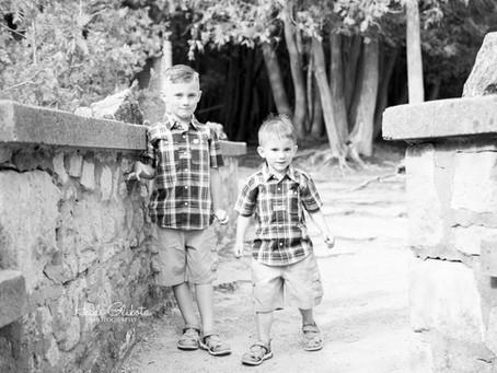 Elora Family Photo Session