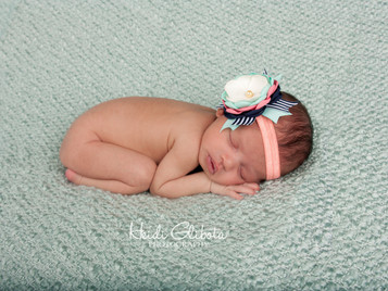 Kitchener Newborn Photography Session