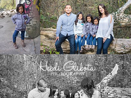 More Kitchener Fall Family Sessions