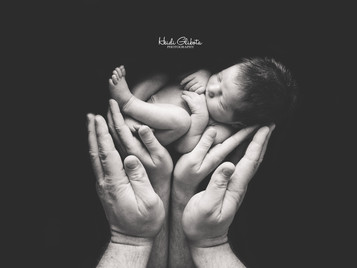 Posed Newborn Session