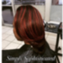 _#SimplySophisticated  #firehighlights #