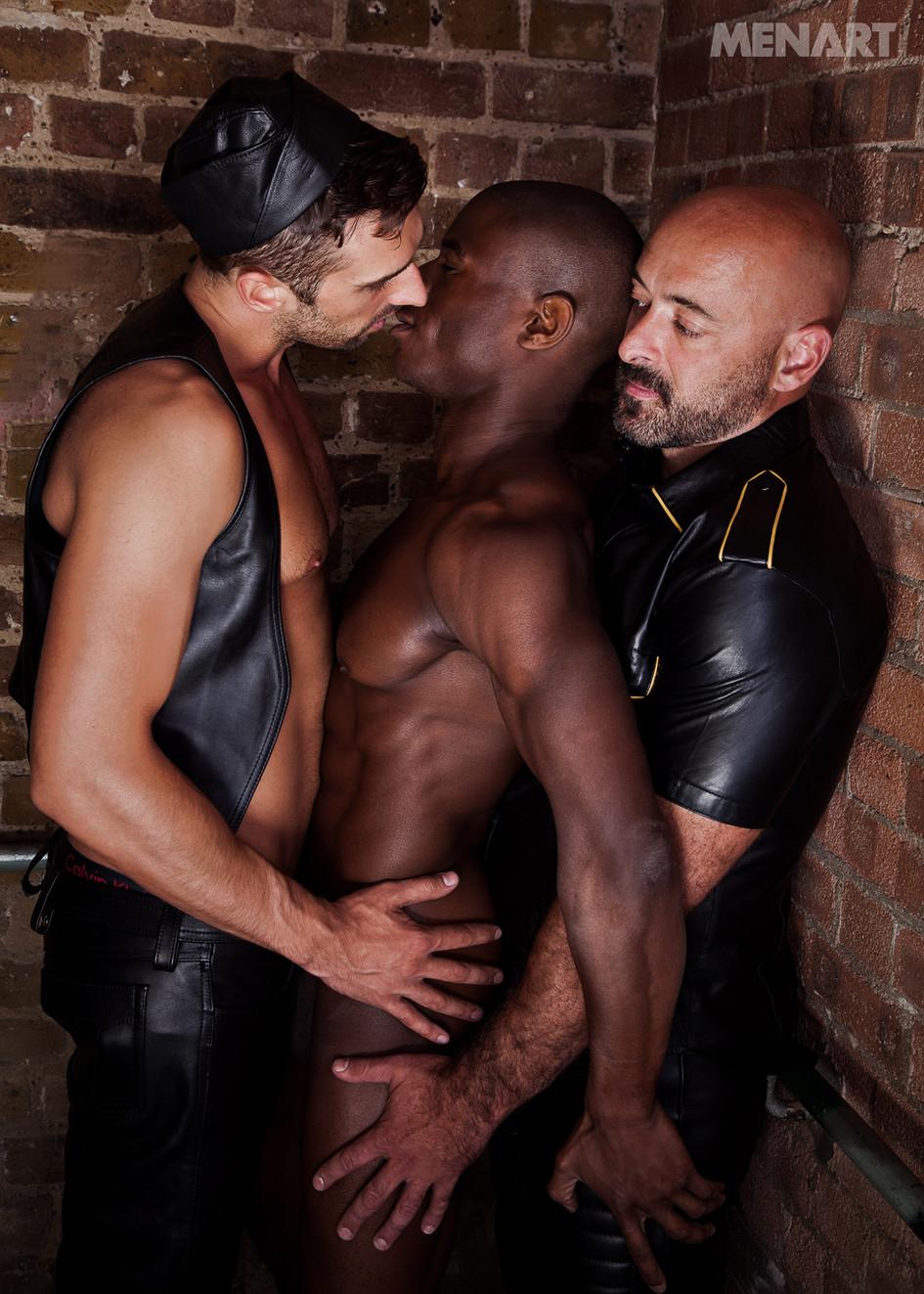 Leather London Shoot