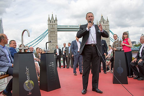 Event Launch in London