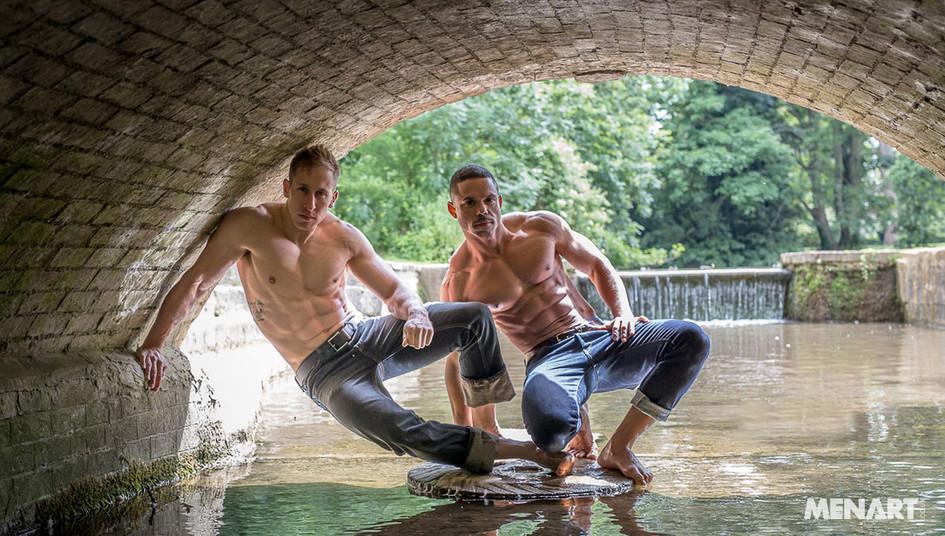 Andy Palmer and Matt Newman
