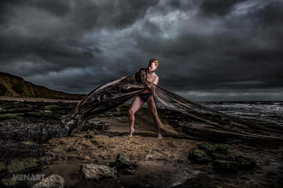 Craig Barrett on Beach