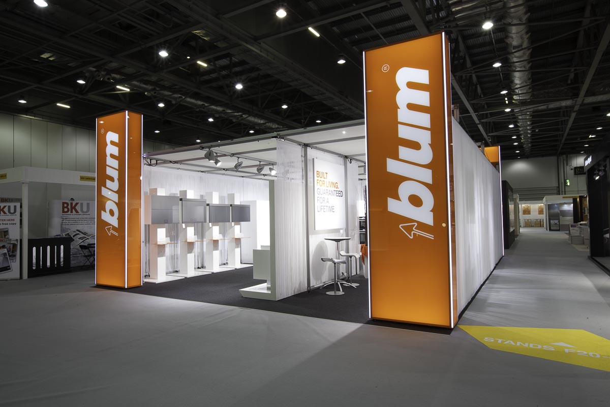 Blum Exhibition