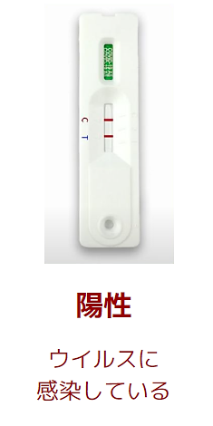 Medquick 新型コロナウイルス検査 陽性.png